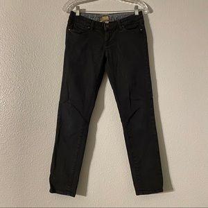 Paige Roxbury Crop Stretch Skinny Ankle Jeans 27